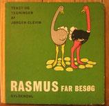 RASMUS  får besøk  ラスムスがやってきた   jorgen clevin ヨルゲン・クレヴィン