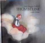 Thumbelina Lisbeth Zwerger little book  「おやゆびひめ」英語版 リスベート・ツヴェルガー
