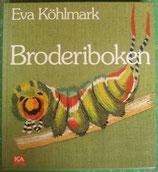 Broderiboken 刺繍ブック スウェーデン