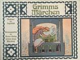 Grimms Märchen illustriert im Jugendstil アール・ヌーヴォーのイラストによる