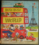 Richard Scarry's Busy, Busy World<sold out>