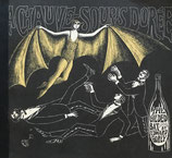 The Gilded Bat Edward Gorey エドワード・ゴーリー