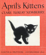 April's Kittens クレア・ターレー・ニューベリー