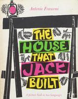 The House That Jack Built Antonio Frasconi アントニオ・フラスコーニ La Maison que Jacques a Batie Harcourt, Brace版