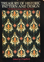 Treasury of Historic Pattern and Design Dover
