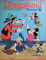 Disneyland magazine Summer Special  1973  ディズニーランド・マガジン
