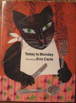 Today Is Monday  月ようびはなにたべる?  Eric Carle