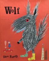 Wolf Sara Fanelli サラ・ファネリ