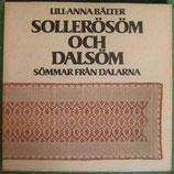 Sollerösöm och dalsöm. Sömmar från Dalarna スウェーデン ダーラナ地方のステッチ<sold out>
