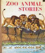 Zoo Animal Stories A GOLDEN PLESURE BOOK William Bridges 動物園の動物たち