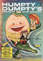 Humpty Dumpty's MAGAZINE for Little Children November 1958