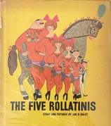 The Five Rollatinis  Jan B.Balet ジャン・バレット