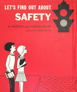 Let's Find Out About Safety ソノシート付 by Martha and Charles Shapp pictures by Laszlo Roth