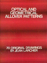 Optical and Geometrical Allover Patterns  Dover