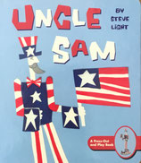 UNCLE SAM Steve Light a press out and play book