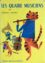 Les Quatre Musiciens Bernice Myers バーニス・マイヤー