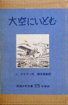 大空にいどむ J.テイラー 岩波少年文庫173