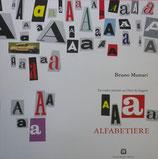 ALFABETIERE  Bruno Munari  ブルーノ・ムナーリ