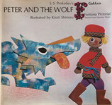 PETER AND THE WOLF Kozo Shimizu Fantasia Pictorial
