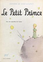 Le Petit Prince  Saint-Exupery 星の王子さま 1964 Gallimard