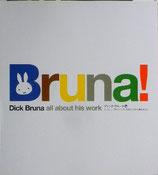 ディック・ブルーナ展 ミッフィー、ブラック・ベア、そのシンプルな色とかたち