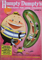Humpty Dumpty's MAGAZINE for Little Children October 1957