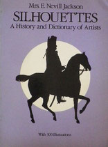 Silhouettes History and Dictionary of Artists シルエット Dover