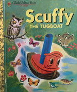Scuffy the Tugboat    a Little Golden Book