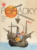 O lvech a plachetnicích Pohádky ライオンズとヨットのおはなし Olga Ptáčková オルガ・プタチコーバ