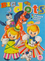 BIG dots to draw count color MERRILL 4852