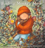 Finding Monkey Moon   モンキー・ムーン みつけた   ケイト・ウィルキンソン
