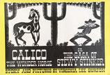 Calico The Wonder Horse or the Saga of Stewy Stinker Virginia Lee Burton バージニア・リーバートン
