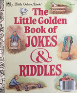 The little golden books of Jokes & Riddles    a Little Golden Book