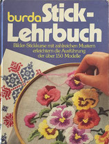 bruda Stick Lehrbuch 手芸の教科書