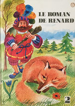 LE ROMAN DE RENARD2 illustrations de Jean GIANNINI Text adapte par Claire LAURY