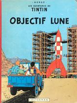 Objectif Lune エルジェ Les Aventures de TINTIN