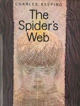 The Spider's Web Charles Keeping チャールズ・キーピング