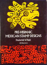 Pre-Hispanic Mexican Stamp Designs   Dover