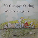 Mr Gumpy 's Outing ガンピーさんのふなあそび ジョン・バーニンガム
