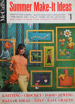 McCall's Summer Make-It Ideas volumeⅡ 1967