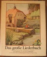 Das groáe Liederbuch  Tomi Ungerer トミー・ウンゲラー 大歌曲集