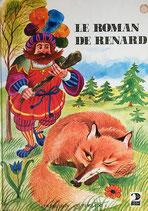 Le Roman de Renard2 きつねのおはなし Claire Laury Jean Giannini