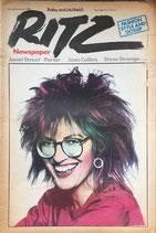Bailey and Litchfield's RITZ Newspaper No.48 december 1980