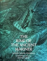 The Rime of the Ancient Mariner 老水夫行  ギュスターヴ・ドレ  Dover