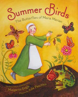 Summer Birds   The Butterflies of Maria Merian  サマー・バード マリア・メリアンのちょう