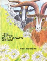 The Three Billy Goats Gruff   ポール・ガルドン  やぎのブッキラボー3きょうだい