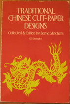Traditional Chinese Cut-Paper Designs Dover