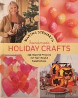 Martha Stewart's Handmade Holiday Crafts マーサ・スチュワート