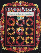 Botanical Wreaths Nature's Glory in Applique