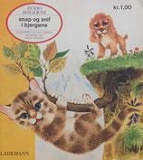 スナップとスニフ 山の中で dodo book snap og sniff  i bjergene